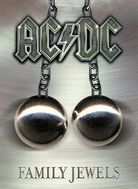 Cover AC/DC - Family Jewels [DVD]